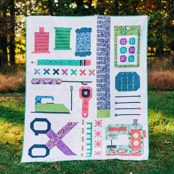 Sewology Quilt