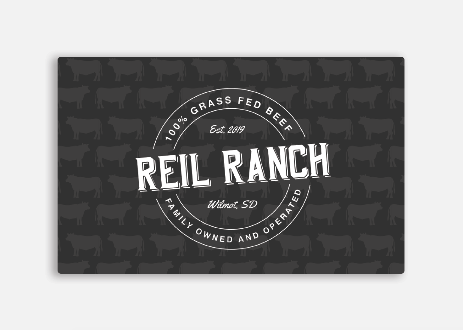 Reil Ranch Gift Card