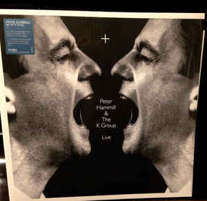 Peter Hammill & The K Group ‎– +  2 × Vinyle, LP, 180g