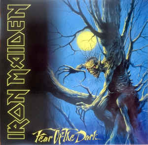 Iron Maiden ‎– Fear Of The Dark 2 × Vinyle, LP, Album, Réédition, Remasterisé, Gatefold