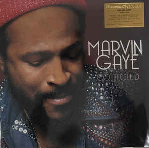 Marvin Gaye ‎– Collected  2 × vinyle, LP, compilation, 180 grammes