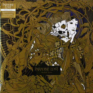Paradise Lost ‎– Tragic Idol Vinyle, LP, Album, Remastered, 180g + CD, Album