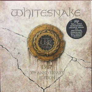 Whitesnake ‎– 1987  Vinyle Double, LP, Album, Remasterisé 180 Grammes