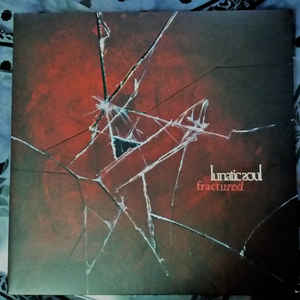 Lunatic Soul ‎– Fractured  2 × Vinyle, LP, Album