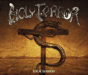 Holy Terror ‎– Total Terror  4 x  CD, Album, Réédition + DVD  Coffret, Compilation