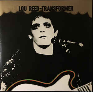 Lou Reed ‎– Transformer  Vinyle, LP, Album, Réédition, Remasterisé