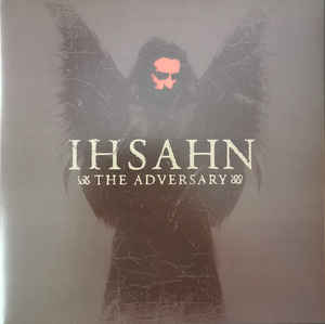 Ihsahn ‎– The Adversary  Vinyle, LP, Album, Réédition, Vinyle rouge