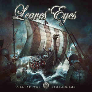 Leaves' Eyes ‎– Sign Of The Dragonhead  CD, Album