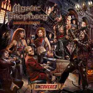 Mystic Prophecy ‎– Monuments Uncovered  Vinyle, LP, Album, Numéroté