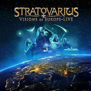 Stratovarius ‎– Visions Of Europe - Live   2 × CD, Album, Réédition, Remasterisé