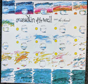 "maudlin of the Well ‎– Part The Second  2 × vinyle, 12 "", 45 tr / min, album, réédition"