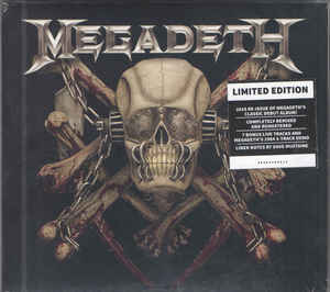 Megadeth ‎– Killing Is My Business And Business Is Good (The Final Kill)  CD, Album, Edition Limitée, Réédition, Remasterisé
