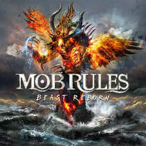 Mob Rules ‎– Beast Reborn  CD, Album, Digipak