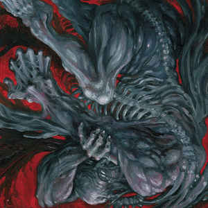 Leviathan  ‎– Massive Conspiracy Against All Life  2 × vinyle, LP, album, répression, rouge avec éclaboussures blanches