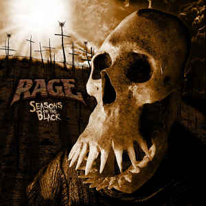 Rage  ‎– Seasons Of The Black  CD, Album