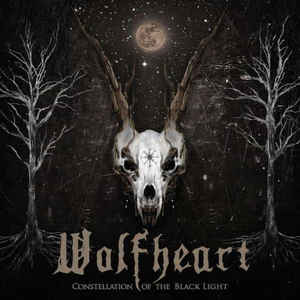 Wolfheart  ‎– Constellation Of The Black Light  CD, Album, Edition limitée, Digipak
