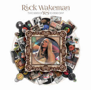 Rick Wakeman ‎– Two Sides Of Yes  2 × CD, Album
