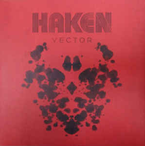Haken  ‎– Vector  Vinyle Double + simple face, gravé + CD, Album