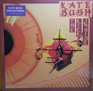 Kate Bush ‎– The Kick Inside  Vinyle, LP, Album, Réédition, Remasterisé, 180g