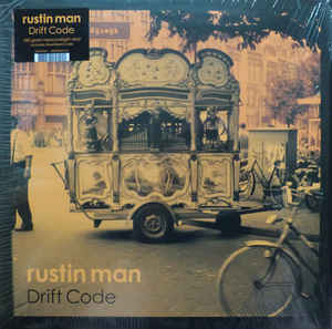 Rustin Man ‎– Drift Code  Vinyle, LP, Album