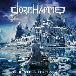 Stormhammer ‎– Echoes Of A Lost Paradise  CD, Album