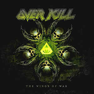 Overkill ‎– The Wings Of War 2 × Vinyle, LP, 45 RPM, Album, Edition limitée, Gris