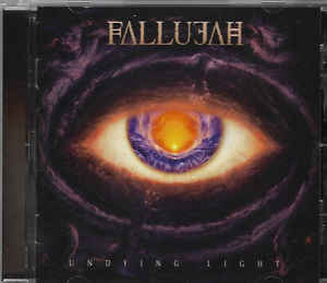 Fallujah ‎– Undying Light  CD, Album