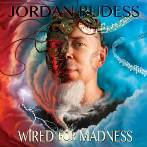 Jordan Rudess ‎– Wired For Madness  2 × Vinyle, LP, Album, 180 gr.