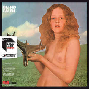 Blind Faith  ‎– Blind Faith  Vinyle, LP, Album, Réédition, Remasterisé, Stéréo, 180 g