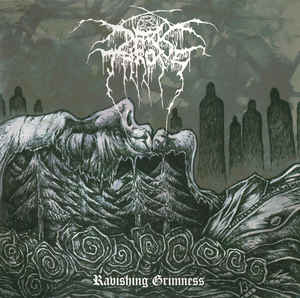 Darkthrone ‎– Ravishing Grimness  Vinyle, LP, Album, Réédition