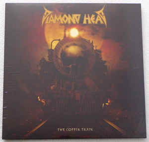 Diamond Head  ‎– The Coffin Train  Vinyle, LP, Album, 180 grammes