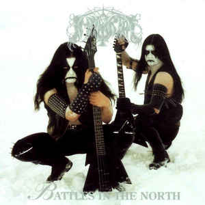 Immortal ‎– Battles In The North  CD, Album, Réédition