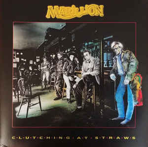 Marillion ‎– Clutching At Straws  2 × Vinyle, LP, Album, Réédition, Remix