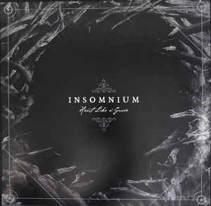 Insomnium ‎– Heart Like A Grave  2 × Vinyle, LP, Album + CD, Album