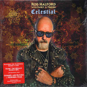 Rob Halford With Family & Friends ‎– Celestial Vinyle, LP, Album