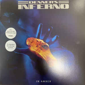 Denner's Inferno ‎– In Amber  Vinyle, LP, Album