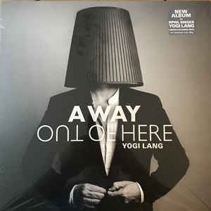 Yogi Lang ‎– A Way Out Of Here  Vinyle, LP, Album, 180g