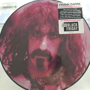"Frank Zappa ‎– Peaches En Regalia  Vinyle, 10 "", 45 tr / min, EP, single, numéroté, picture disc"