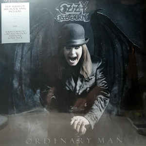 Ozzy Osbourne ‎– Ordinary Man  Vinyle, LP, Album
