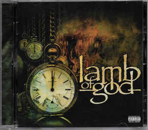 Lamb Of God ‎– Lamb Of God  CD, Album