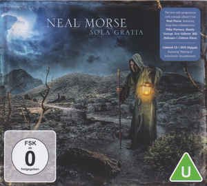 Neal Morse ‎– Sola Gratia  CD, Album + DVD-Video, NTSC Digipak