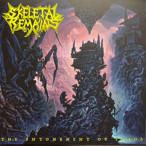 Skeletal Remains  ‎– The Entombment Of Chaos  Vinyle, LP, Album + CD, Album