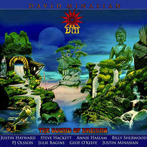 David Minasian ‎– The Sound Of Dreams  CD, Album, Stereo