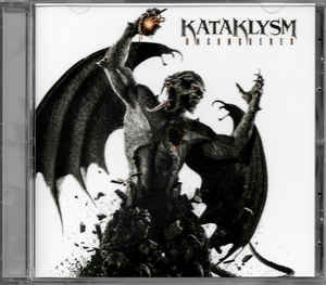 Kataklysm ‎– Unconquered  CD, Album