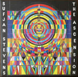 Sufjan Stevens ‎– The Ascension  2 × Vinyle, LP, Album