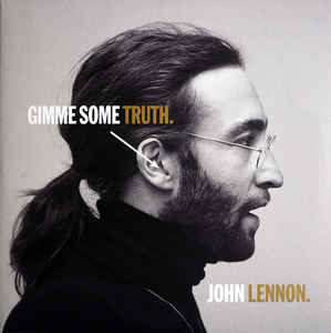 John Lennon ‎– Gimme Some Truth.  2 × Vinyle, LP, Compilation