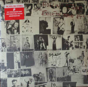 Rolling Stones ‎– Exile On Main St.  2 × Vinyle, LP, Album, Réédition, Remasterisé, 180 Grammes (Half speed)