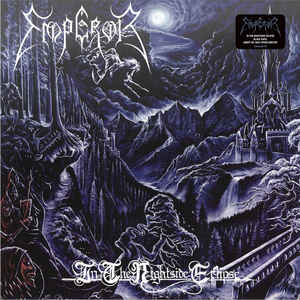 Emperor  ‎– In The Nightside Eclipse  Vinyle, LP, Album, Réédition, Remasterisé, Half Speed Master, 140g