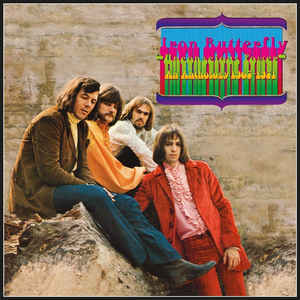 Iron Butterfly ‎– Unconscious Power: An Anthology 1967-1971 -  7 × CD Coffret, Compilation