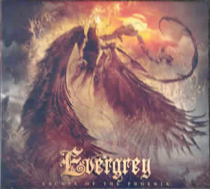 Evergrey ‎– Escape Of The Phoenix  CD, Album, Digipak
